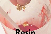Resin instructions