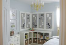 Kids room / by Full of Great Ideas