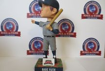 Bobbleheads - Sports / These are sports bobbleheads that are in the National Bobblehead Hall of Fame and Museum's collection