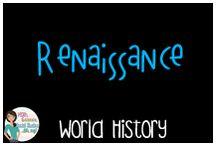World History: Renaissance / Educational resources on the Renaissance