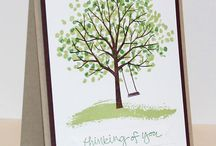 Cards - S/Up Sheltering Tree