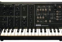 music making stuff / Synths I've owned