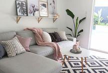 living rooms aesthetics