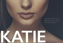 Book Reviews / Covers of books that I review on my blog http://www.kathygates.website