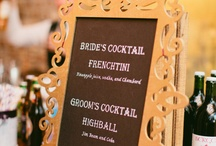Wedding: Food & Drinks / by Sincerely Fiona