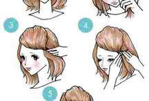 Ideia cabelo