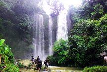 Air Terjun Pasucen Rembang / pasucen waterfall - travel loropikir.com
