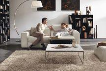Sofa i fotel l Natuzzi