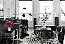 pure Romantic. / Luxurious fabrics, lustrous details, chandeliers and ruffles. / by purehome