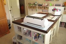 Craft & Sewing Rooms