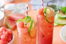 Tasty Drinks! / Refreshing, delicious and healthy!