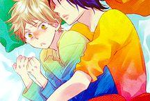 Kiss him, not me