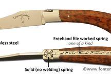 Le Capuchadou knife