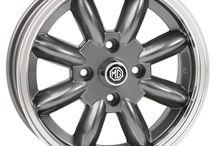 British - Wheels & Tires