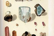 .r.c.g. / Rocks, Crystals, Gems / by Syd Chavez