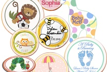 Baby Shower Themes / Cookies to Match a Baby Shower Theme / by Sweet-Baby-Cookies