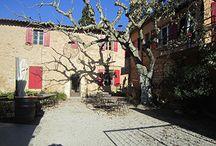 Les vins du Ventoux Bio : Le Domaine de la Camarette