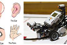 Lego Robotics ideas / Stuff for robotics club / by Amy Kerkemeyer