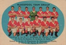 A&BC Gum 1960-61 Famous Footballers