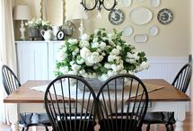 Dining Rooms / by Pamela Ammon