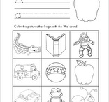 Preschool Printables - Writing