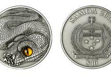 Samoan Coins / Mint from Samoa