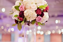 Flowers for the Table - Elevated / by Dandie Andie Floral Designs