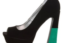 Eco Friendly Shoes - Color Blocking