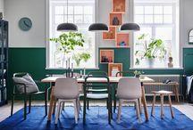 Kjøkken stue - Allrom