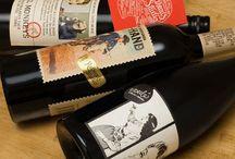 Wine art / Wijn kunst