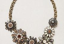 Jewelry / by Annie Zarzoza Jmz