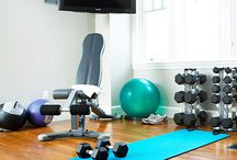 Home gym / by Autumn Haley