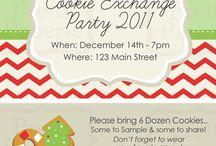 Cookie Exchange Party / by Diane Sandlin-Kinkaid