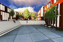 mimarlık fakultesi tasarimi