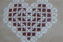 HARDANGER EMBROIDERY / by Joyce D