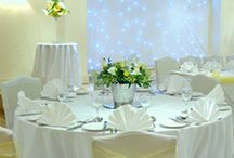 Wedding Design Ideas @ The Carousel Hotel Blackpool / Stuck for Wedding ideas?  Check out our selection of beautiful wedding table designs, decorations and room layouts at The Carousel hotel, Blackpool. We are here to exceed your Wedding Dreams