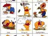 winnie the pooh blanket project