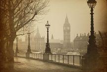 Vintage London / Vintage images and illustrations of London