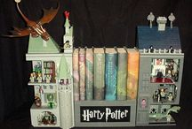 All Things Harry Potter! / by Michelle Kendall