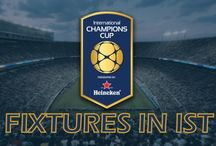 International Champions Cup Live Stream