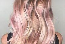 ⤷ hair