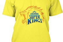 Chennai Super Kings Tshirt