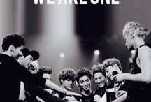 EXO (엑소) / Bias : Kai & Sehun Bias Wreckers : Chanyeol & Baekhyun Members : Kai, Sehun, Chanyeol, Baekhyun, Lay, Suho, D.O, Chen, Xiumin Fandom Name : EXO-L OT12 - u see 9 but u feel 12 -