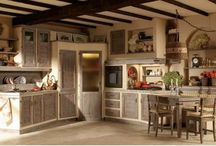 Murovaná kuchyňa