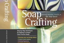Cold Process Soap / Tutorials, books and websites for cold process soap making