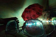through my lenses