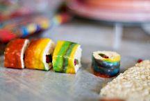 food & snacks / by Kristy Genia