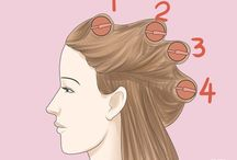 Hair Curlers ... how to ...