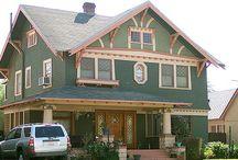 house exterior / by Kimberly Alberda Kimbell