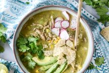 soup for the soul / chicken not required for these soup recipes